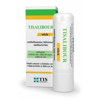 Tisalibour, stick antiinflamator, hidratant si antibacterian 4 ml TIS