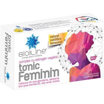 Tonic feminin 30 cpr BIO SUN LINE