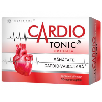 Cardio Tonic (Total Care) 30 cps COSMOPHARM