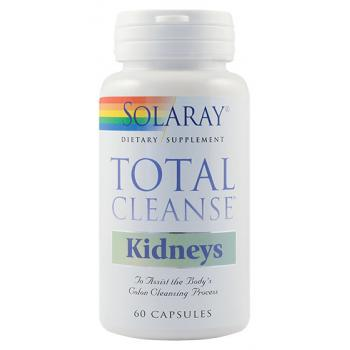 Total cleanse kidneys 60 cps SOLARAY
