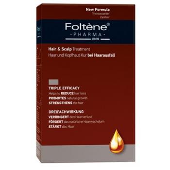 Tratament fiole impotriva caderii parului pentru barbati cu sampon cadou-200 ml 1 ml FOLTENE