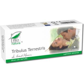 Tribulus terrestris- coltul babei 30 cps PRO NATURA