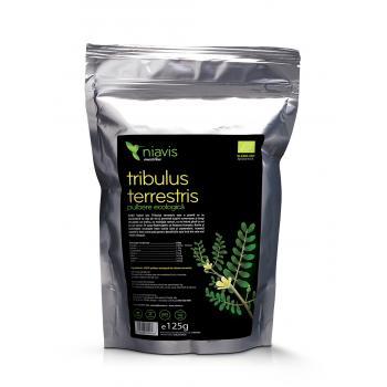 Tribulus terrestris pulbere ecologica (bio) 125 gr NIAVIS