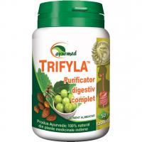 Trifyla, purificator digestiv complet 50cpr AYURMED