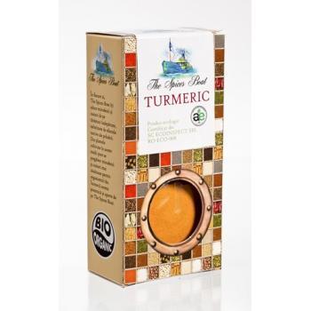 Turmeric macinat 40 gr LONGEVITA