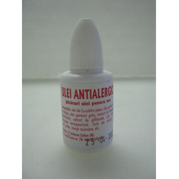 Ulei antialergic 20 ml STEFANIA STEFAN