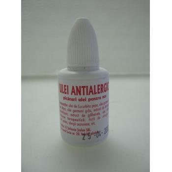 Ulei antialergic 20 ml STEFANIA STEFAN