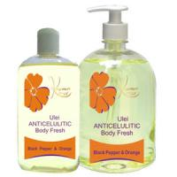 Ulei anticelulitic body fresh cu piper & scortisoara