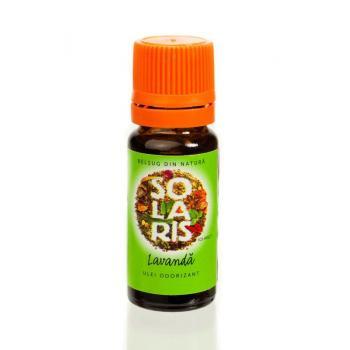 Ulei aromaterapie lavanda 10 ml SOLARIS