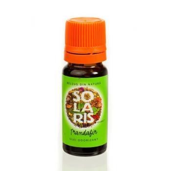 Ulei aromaterapie trandafir 10 ml SOLARIS