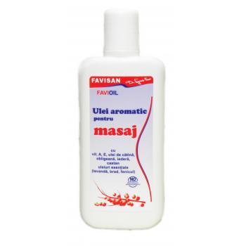 Ulei aromatic pentru masaj m102 500 ml FAVISAN