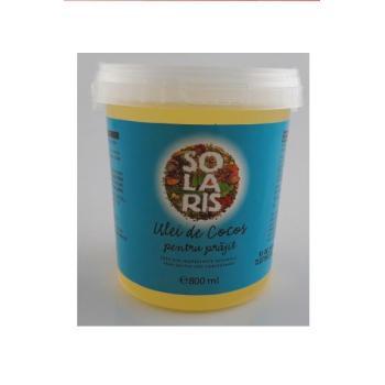Ulei cocos pentru prajit  800 ml SOLARIS