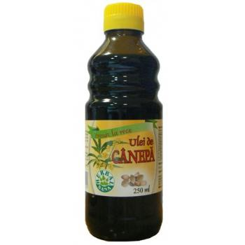 Ulei de  canepa 250 ml HERBALSANA
