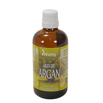 Ulei de argan 100 ml ADAMS SUPPLEMENTS