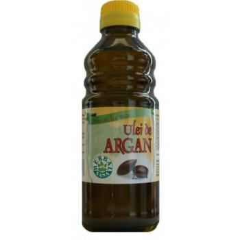 Ulei de argan presat la rece 250 ml HERBALSANA