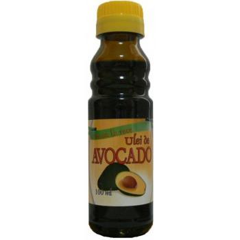 Ulei de avocado presat la rece 100 ml HERBALSANA