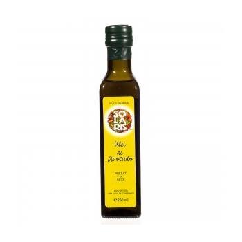 Ulei de avocado 250 ml SOLARIS