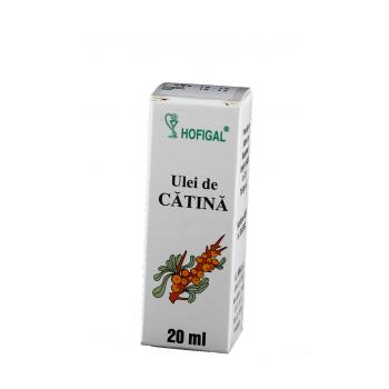 Ulei de catina flacon 20 ml HOFIGAL