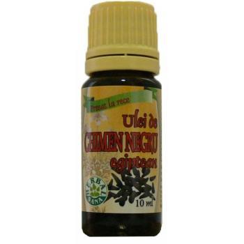 Ulei de chimen negru egiptean presat la rece 10 ml HERBALSANA