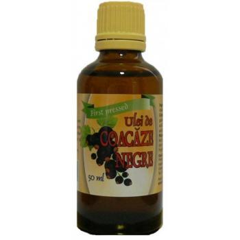 Ulei de coacaze negre 50 ml HERBALSANA