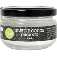Ulei de cocos extravirgin eco RAWLI