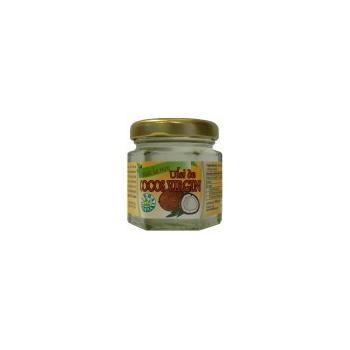 Ulei de cocos presat la rece 90 ml HERBALSANA