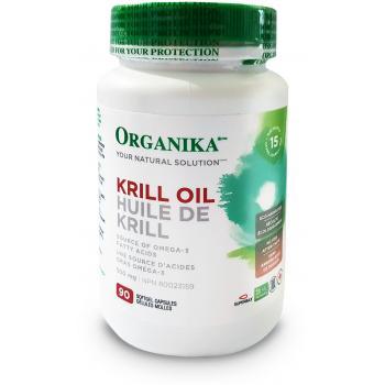 Ulei de crevete krill 90 cps ORGANIKA