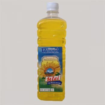 Ulei de floarea soarelui presat la rece 1 ml DENOCT