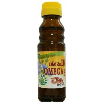 Ulei de in 100 ml HERBALSANA