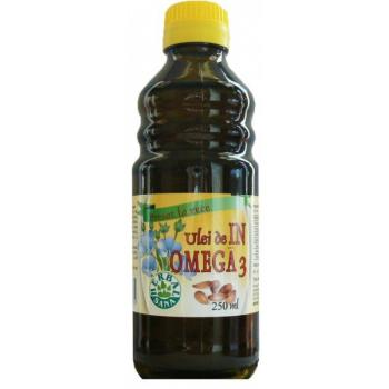 Ulei de in 250 ml HERBALSANA