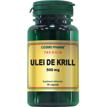 Ulei de krill 30 cps COSMOPHARM