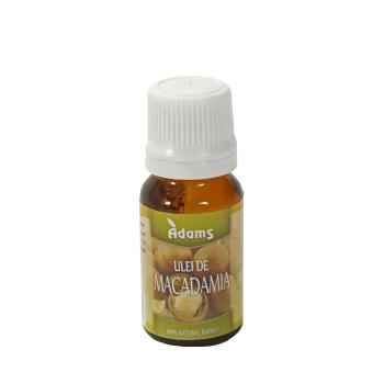 Ulei de macadamia 10 ml ADAMS SUPPLEMENTS
