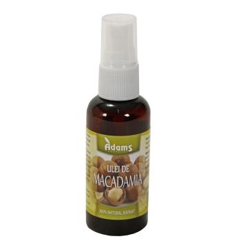 Ulei de macadamia 50 ml ADAMS SUPPLEMENTS