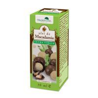 Ulei de macadamia extravirgin