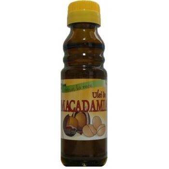Ulei de macadamia 100 ml HERBALSANA