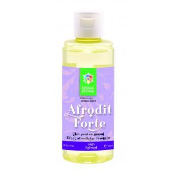 Ulei de masaj Afrodit forte 100 ml STEAUA DIVINA