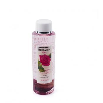 Ulei de masaj cu trandafir 100 ml HERBAGEN