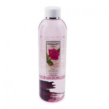 Ulei de masaj cu trandafir 250 ml HERBAGEN