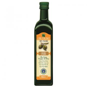 Ulei de masline extra virgin, italian bio 750 ml CRUDIGNO