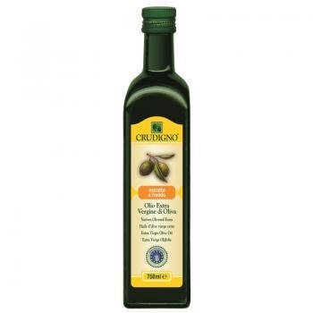 Ulei de masline extra virgin mediteranean bio 750 ml CRUDIGNO