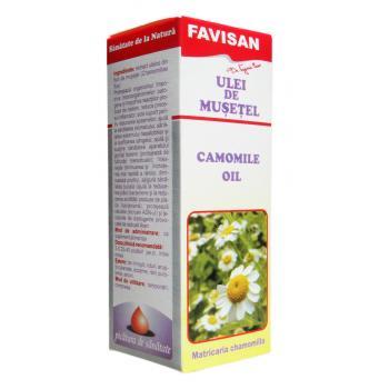 Ulei de musetel g005 30 ml FAVISAN