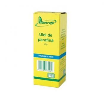 Ulei de parafina 40 ml HIPOCRATE