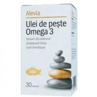 Ulei de peste omega 3