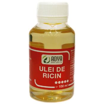 Ulei de ricin 100 ml ADYA GREEN PHARMA
