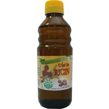 Ulei de ricin 250 ml HERBALSANA