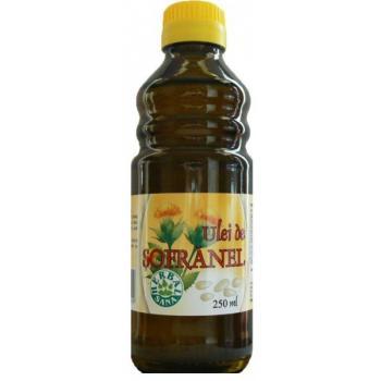 Ulei de sofranel 250 ml HERBALSANA