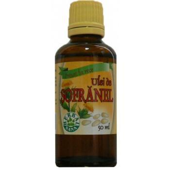 Ulei de sofranel 50 ml HERBALSANA