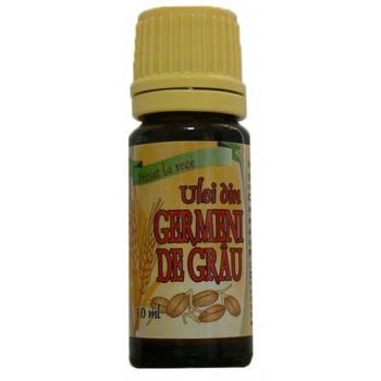 Ulei din germeni de grau 10 ml HERBALSANA