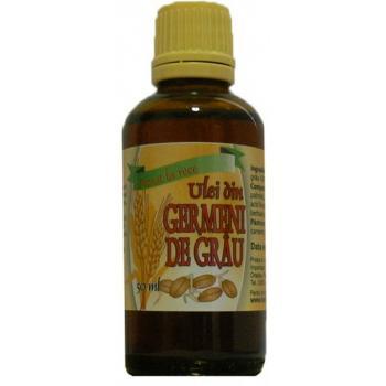 Ulei din germeni de grau 50 ml HERBALSANA