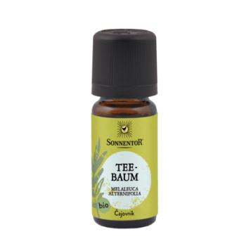 Ulei esential bio arbore de ceai-tea tree 10 ml SONNENTOR